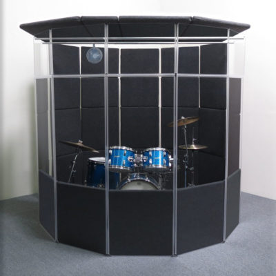 Full Isolation Booths